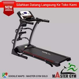TREADMILL ELEKTRIK - Grosir Alat Fitness - Master Gym Store !! MG#9487