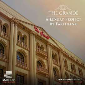 2 Bedrooms Family Apartment For Sale In Grande Bahria Town Rawalpindi