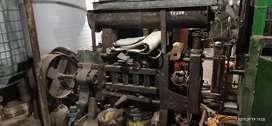 Oil mill 4 bolts