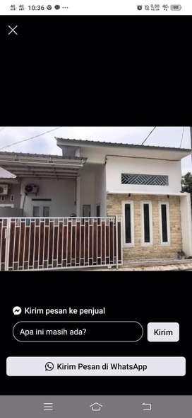 Dijual rumah Dp 0 % komplek fadilla residence