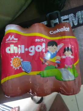 Susu anak merk morinaga chilgo