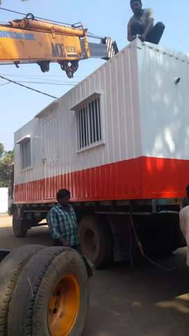 We are the manufacture of all kind of cabins and Also we have stock