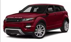 Range Rover latest model available for rent