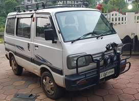 Maruti Suzuki Omni 8 STR BS-III, 2010, Petrol