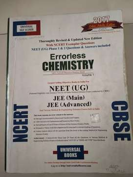 BRAND:ERRORLESS;FOR:JEE,JEE ADVANCED;NCERT AND CBSE INCLUDED