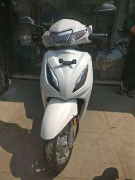 Brand new honda activa 6g on finance on low downpayment