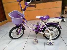 Dijual sepeda anak exotic