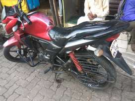 Honda twister Bike