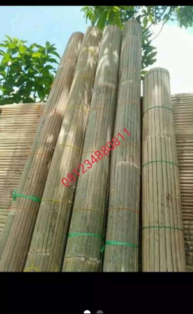 Tirai  bambu bisa di pesan disini sekarang juga 0