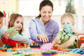 Female baby sitter required in Sheikhupura