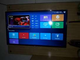 """Samsung LED SMART TV 43"""" ANDROID FOR SALE"""