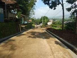 Tanah Murah Dekat Jalan Bandung Palimanan Free Desain Rumah