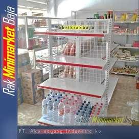 Distributor mitra rak Supermarket baja