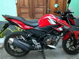 Dijual Motor Honda CB150R Tahun 2016 jarang dipakai