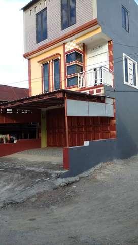 Jual Santai Rumah Baru 3 Lantai Kab Sidrap