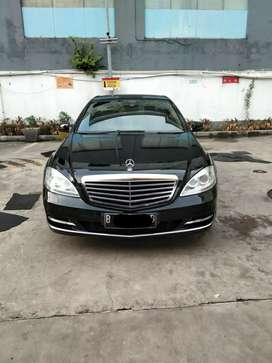 For sale Mercy S350 s 350 Black on biege 2011 good condition low km