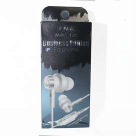 Amb Business Handsfree,  Earphone for Playing Games