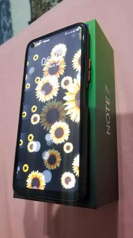 Infinix Note 7 6gb 128gb 6.7inches