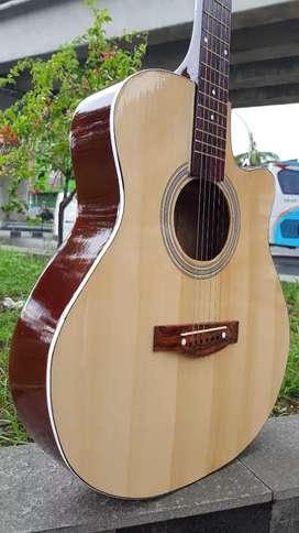 Gitar semi jumbo murah