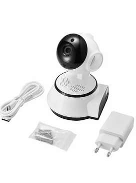 Smarty Wireless HD WiFi CCTV indoore Camera live video in mobile phone