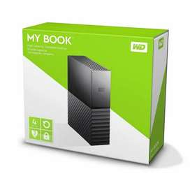 WD my book 12 tb external hard disk