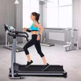 Treadmill elektrik murah listrik alat fitnes BG46