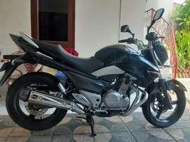 Suzuki Inazuma 2013 Super Istimewa Bukan CBR Ninja Mt25 R25