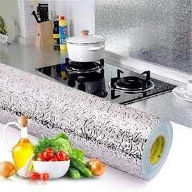 Silver self adhesive rolls 2ft x 13ft