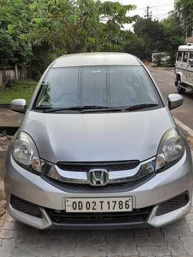 Company Owned Diesel Honda Mobilio Oct 2014 Diesel Excellent Condition
