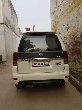 A well maintained non accidental Tata Safari Storm by first owner
