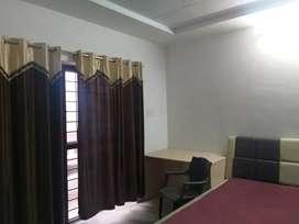 Single room with latbath fir govt. Job only.
