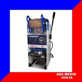 Mesin Cup Sealer Powerpack CS - M727i Alat Press Penutup Plastik Gelas