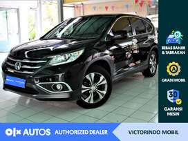 [OLX Autos] Honda CRV 2013 2.4 A/T Bensin Hitam #Victorindo