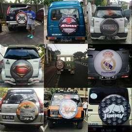 Cover/Sarung Ban SEREP/Terios/Panther/katana/Jimny/Rush/Rohman#GliAZZU