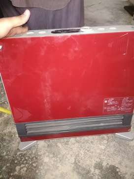Hybrid blower heater (made in Japan )