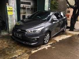 Toyota Yaris Trd Sportivo Automatic/ AT Tahun 2014 Akhir Mulus , 2015