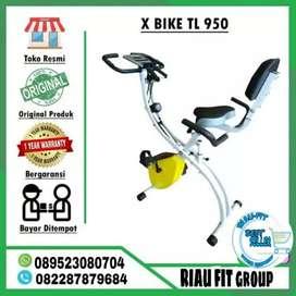 Best seller Sepeda statis x-bike dengan exercise,,bisa cod bukittinggi