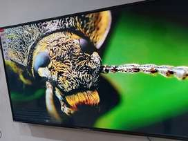 """48"""" inches 3 side border less  Samsung Smart Led tv Android 9.0"""