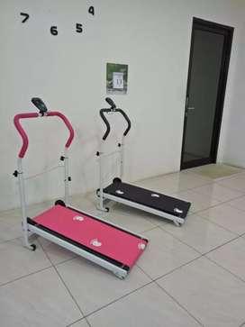 Manual 1 fungsi treadmill baru