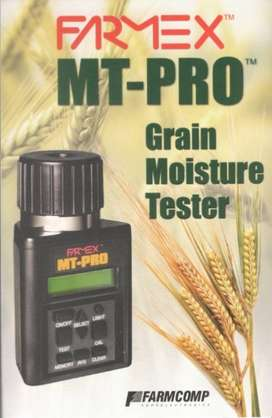 Original Finland Farmex MT-PRO Grain Moisture Oil Plants Seeds Meter