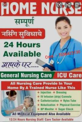 Patient care at your home