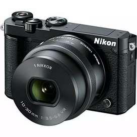 Kredit Kamera Nikon J5 Mirrorless Kit Fullset (Resmi)