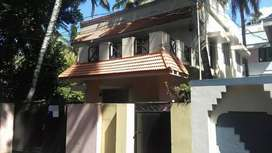3 BHK independent house for rent at Konchiravila, Manacaud.