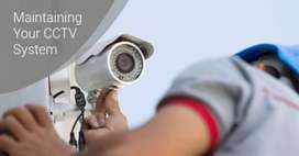 CCTV Cameras Repairing And Maintenance