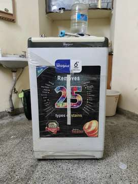 Whirlpool 7KG less used