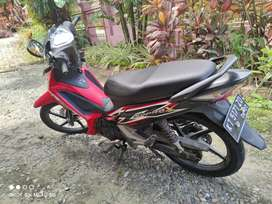 Jual Honda Supra X 2015 Manual