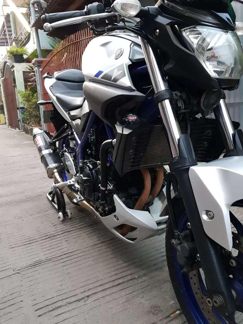Yamaha MT25 / MT 25 2016 CASH / KREDIT !! 0