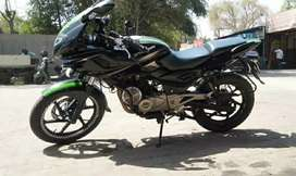 Pulsar 220 f good condition and all documents ok