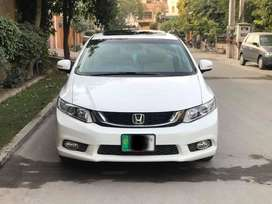 HONDA CIVIC 2015 ORIEL/PROSMATEC on easy installment