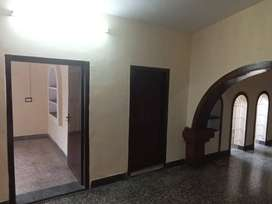First floor of independent house for rent kalepully
